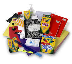 School Supply Lists 2019-2020 Elementary