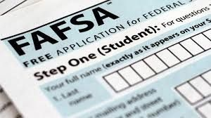 FAFSA Day at RHS Set for October 29