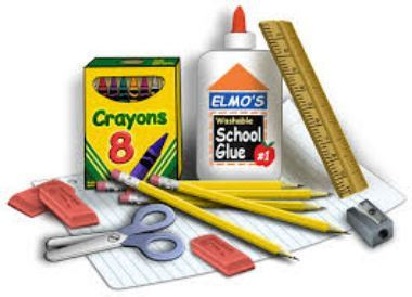 Primary School Supply List Available